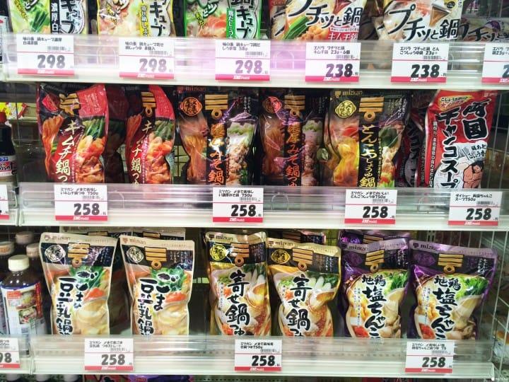 【懒人法宝】日本主妇的秘密!省时省力调味料、酱汁大公开!