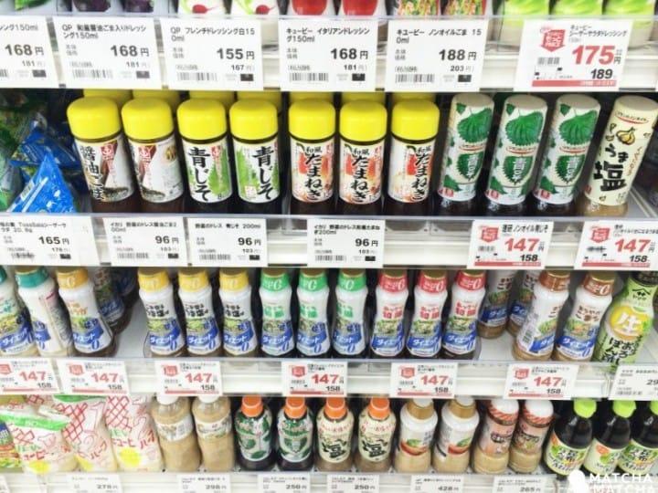 【懶人烹調】日本主婦的料理秘密!省時省力調味料、醬汁大公開!