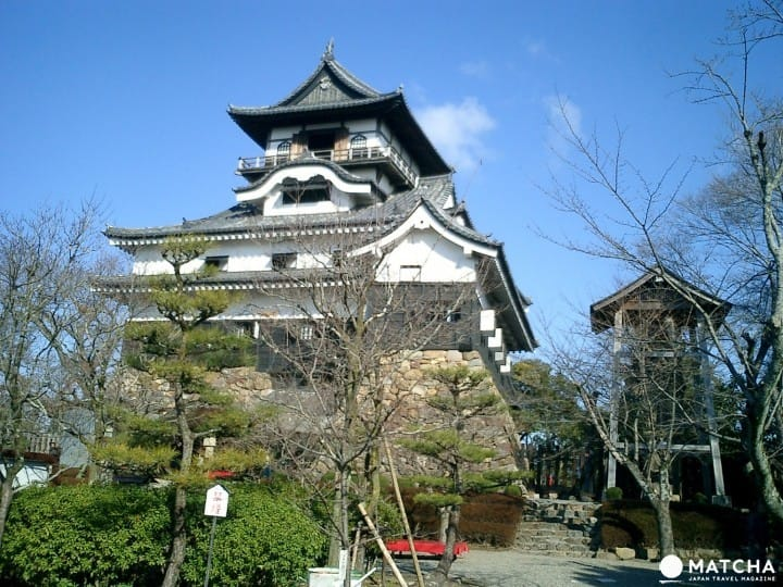The National Treasure On Kisogawa, Aichi: Inuyama Castle Guide