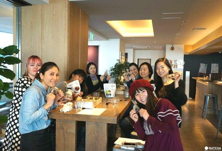 Handmade Chocolate - A Super Food?! Emblem Hostel Nishiarai's Raw Chocolate Workshop