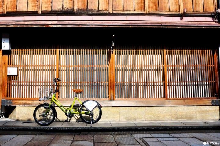 """城市共享單車""""Machinori"""",載您暢遊金澤市"""