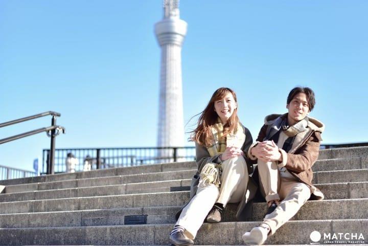 เตรียมตัวก่อนไปเที่ยวญี่ปุ่น! สภาพอากาศและแฟชั่นเครื่องแต่งกายที่โตเกียวในเดือนมีนาคม