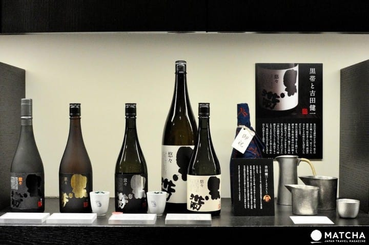 福光屋〜金沢を代表する蔵元で純米酒の造り方を見学!〜