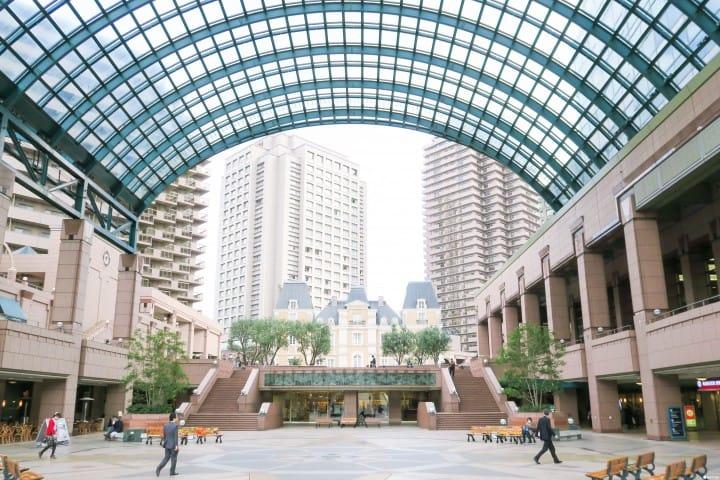 ロマンティックな雰囲気で文化や芸術、買い物も楽しめる「恵比寿ガーデンプレイス」