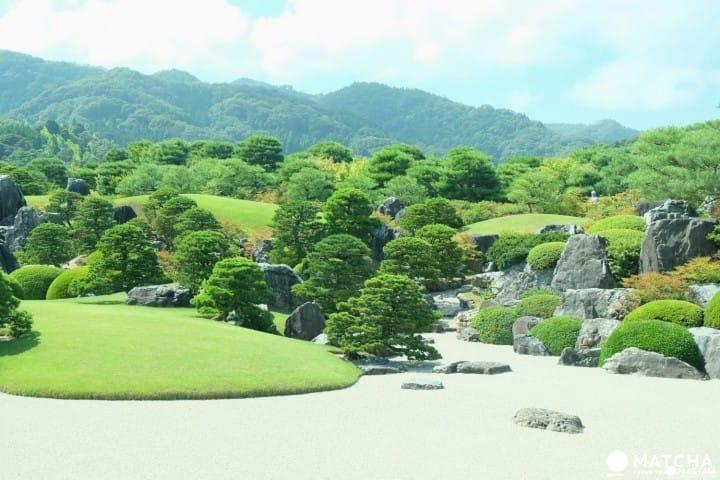 """【จ.ชิมาเนะ】""""พิพิธภัณฑ์ศิลปะอาดาจิ"""" ที่มีสวนอันดับ 1 ในญี่ปุ่นติดต่อกัน 14 ปีซ้อน!!"""