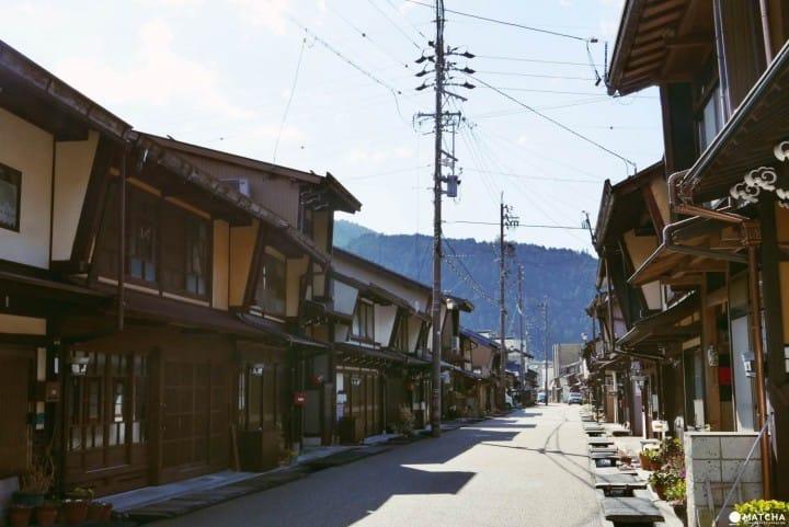 『岐阜 郡上』日歸小旅行城下町散策!感受小京都的悠閒時光