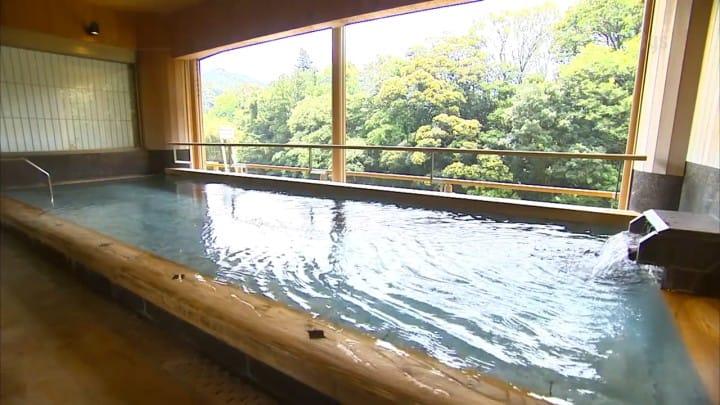 See Japan In Videos - 4 Special Hot Spring Areas In Japan