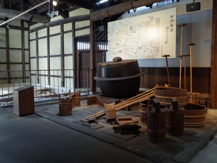 Find The Oldest Brewery In Japan At Hyogo's Miyanomae Bunka No Sato