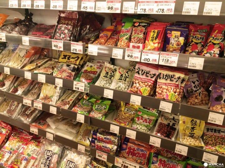 日本人喝酒配這個!超商超市的下酒零食推薦【上篇】