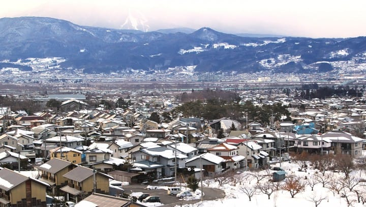 Delight In Obuse, A Town Famous For Chestnuts And Hokusai In Nagano