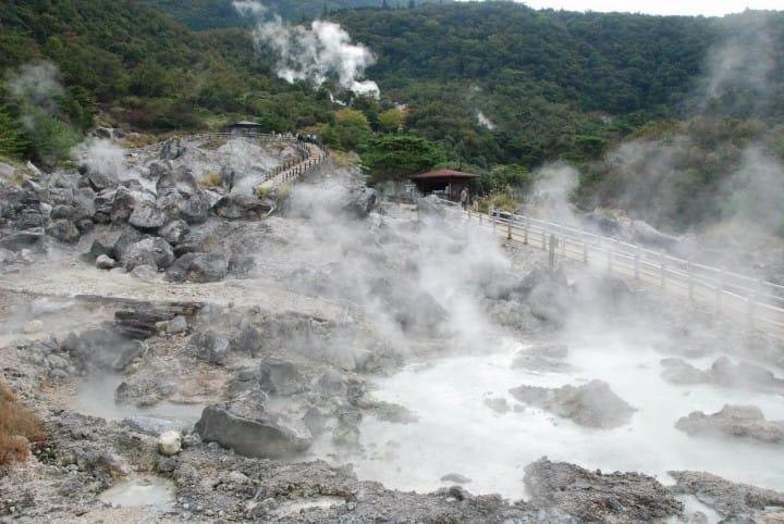 A Guide To Nagasaki's Gem - Visit Mist Clouded Unzen Onsen!