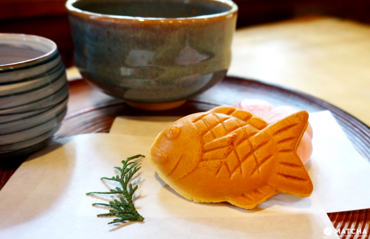 療癒人心的銅板美食!東京鯛魚燒7選【永久保存版】