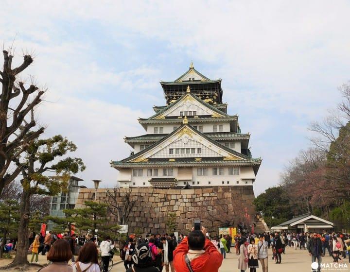 跟著Matcha小編去旅行,一萬日圓玩盡大阪包吃包住包交通!