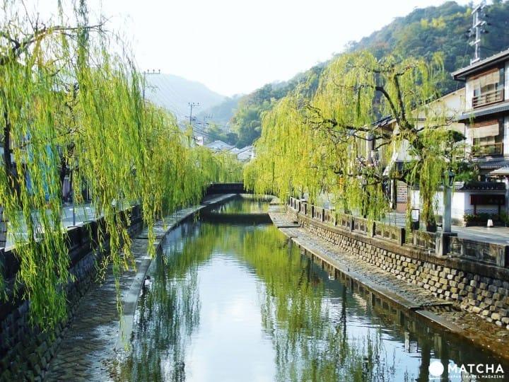 Stroll About In A Yukata While Visiting Kinosaki Onsen, Hyogo