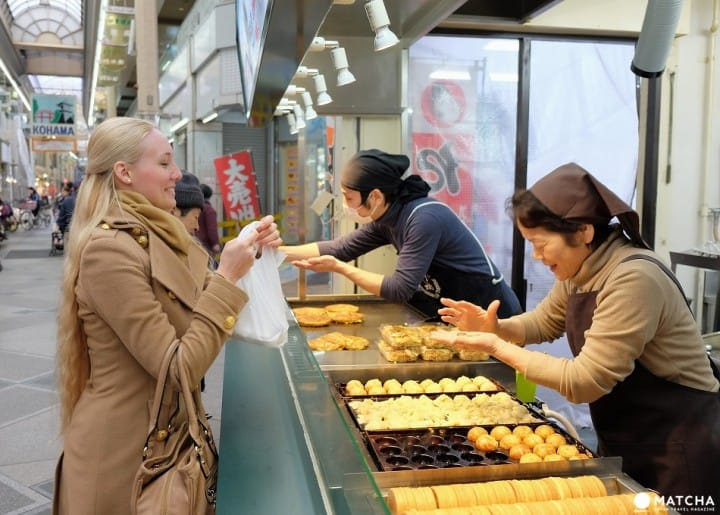 Shopping At A Shotengai - Enjoy Local Food And Looking For Souvenirs!