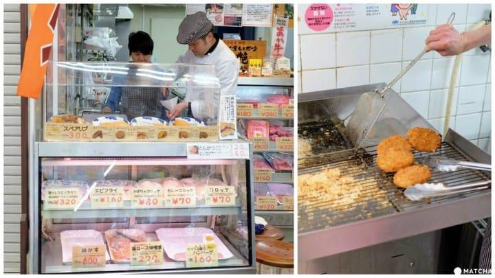 住吉大社のおみやげも見つかる!大阪の「粉浜商店街」