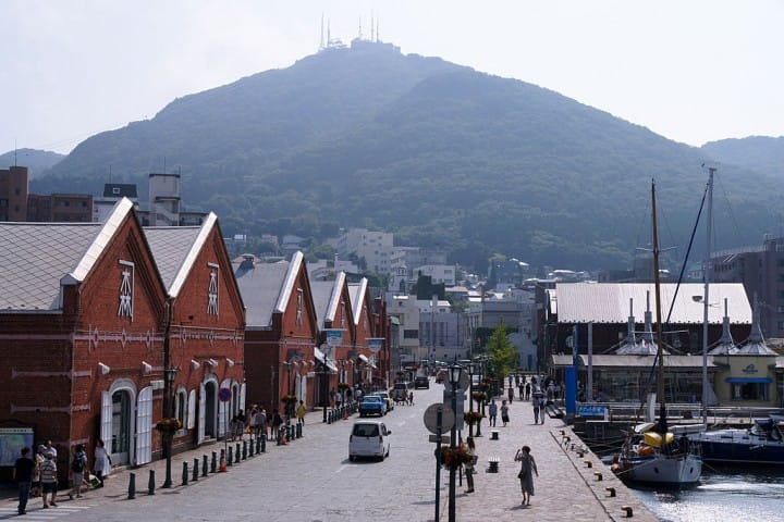Hakodate Bay  - Discover Hakodate's Historical Harbor Area