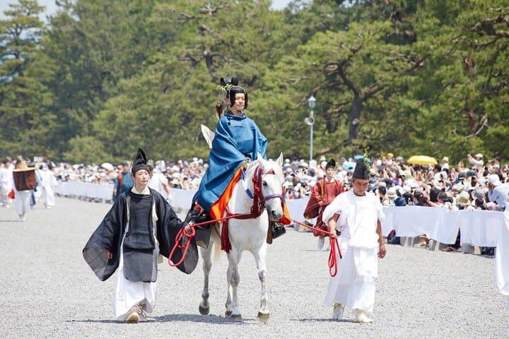 【京都府】1000年前の貴族文化が甦る葵祭〜アクセス・見どころなど〜