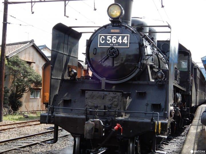 A Memorable Excursion By Steam Locomotive Along Oigawa River, Shizuoka