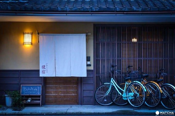 【京都】为自己的旅行选个家,京都住宿推荐五选