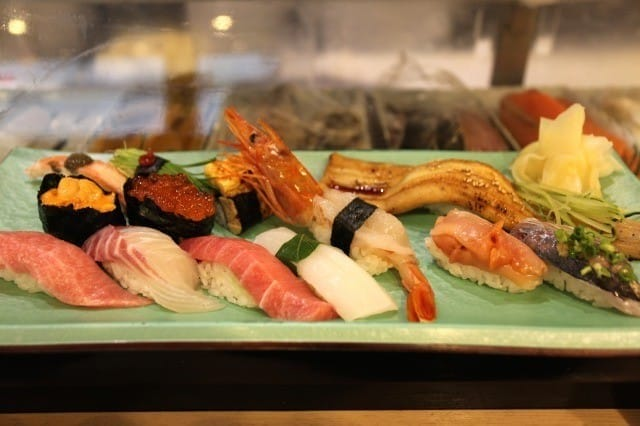4 Perfect Places To Enjoy Luxurious Sushi In Ginza