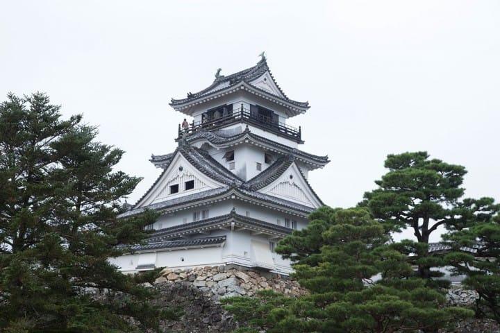 【高知県】江戸時代の優美な天守が残る高知城〜概要・見どころ・アクセスなど〜