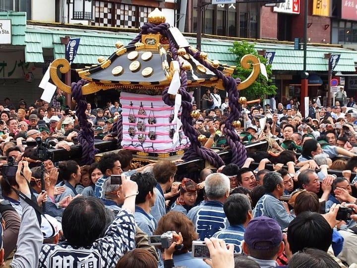 東京・浅草の三社祭〜日程・アクセス・見どころなど〜(2020年)
