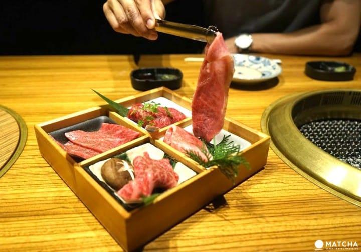 Disfruta de la deliciosa carne Wagyu en Shibuya en Han no Daidokoro