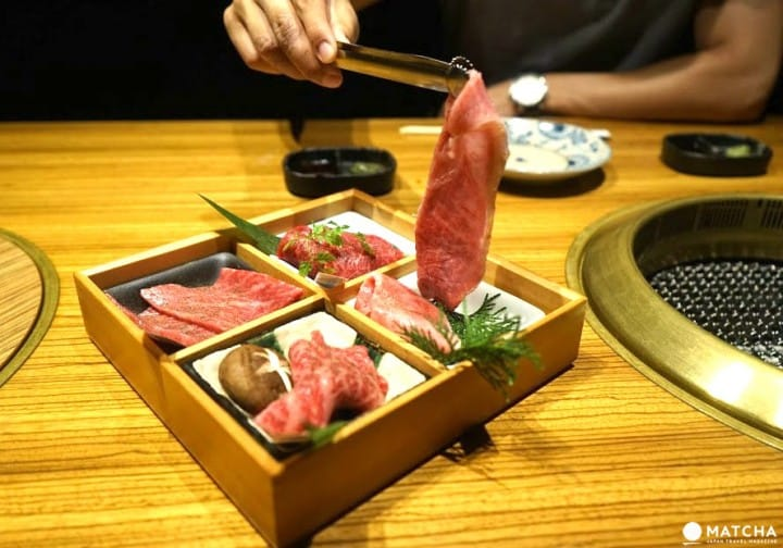 Enjoy Delicious Wagyu Beef in Shibuya at Han no Daidokoro