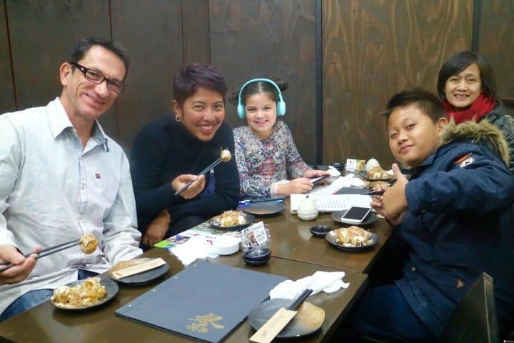 Have Fun Making And Savoring Halal-Friendly Takoyaki At Matsuri In Osaka!
