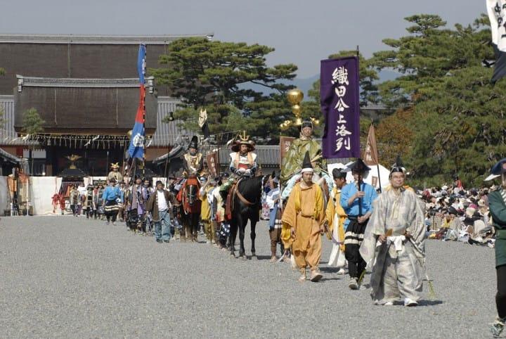 【京都府】1000年の歴史が再現される時代祭〜概要・アクセスなど〜