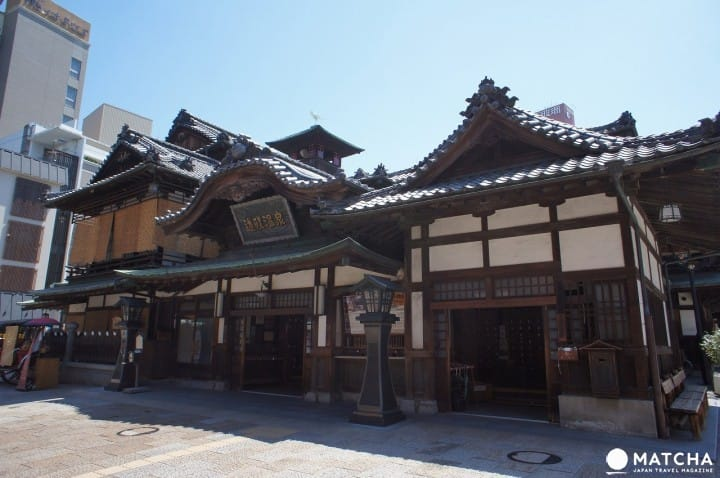 Dogo Onsen, The Famous Ancient Hot Springs Of Ehime