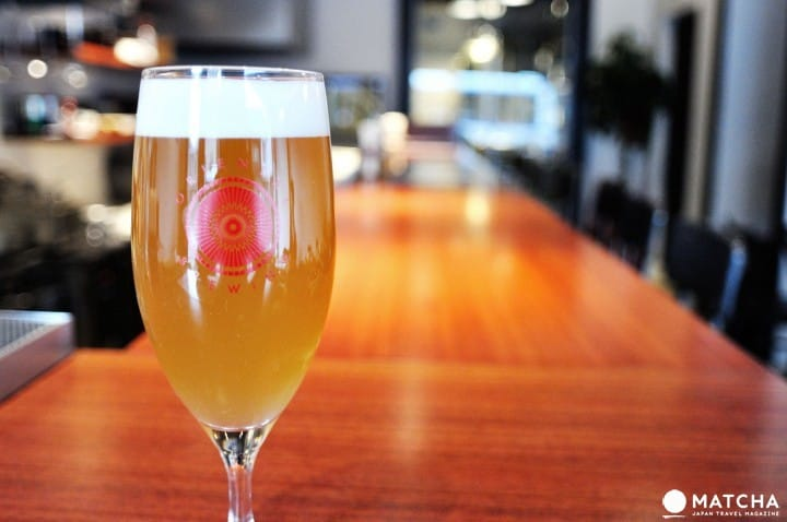 オリエンタルブルーイングで金沢発祥のクラフトビールを味わってみよう