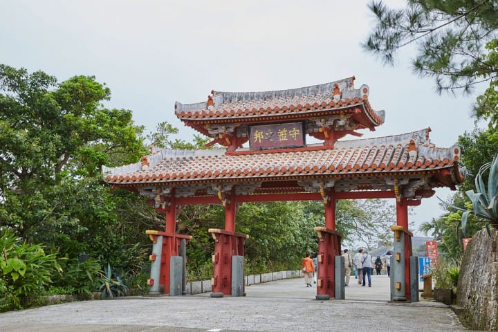 沖繩重要象徵首里城的完全手冊