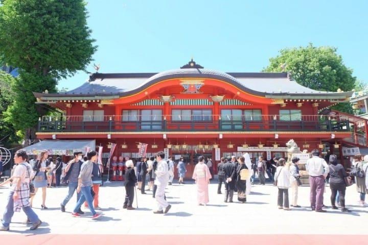 Visiting Japan In May? Enjoy The Kanda Festival In Tokyo!