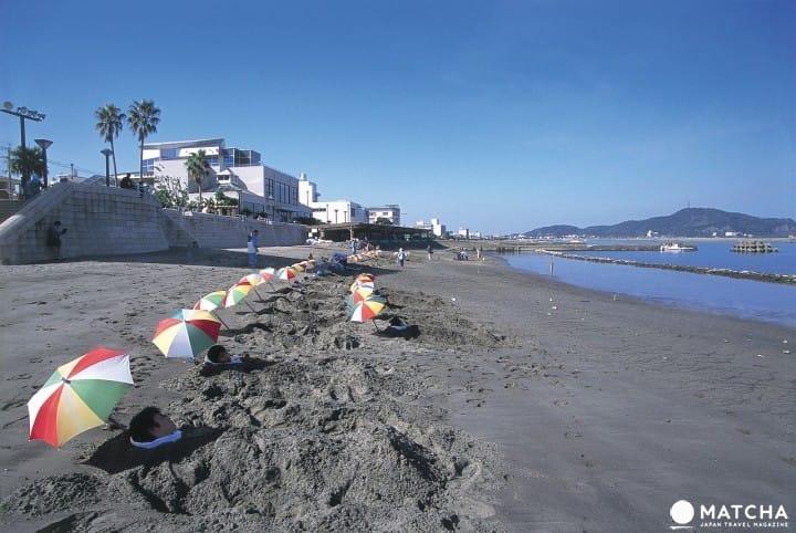 Discover The Health Benefits Of Sand Bathing At Ibusuki Onsen, Kagoshima