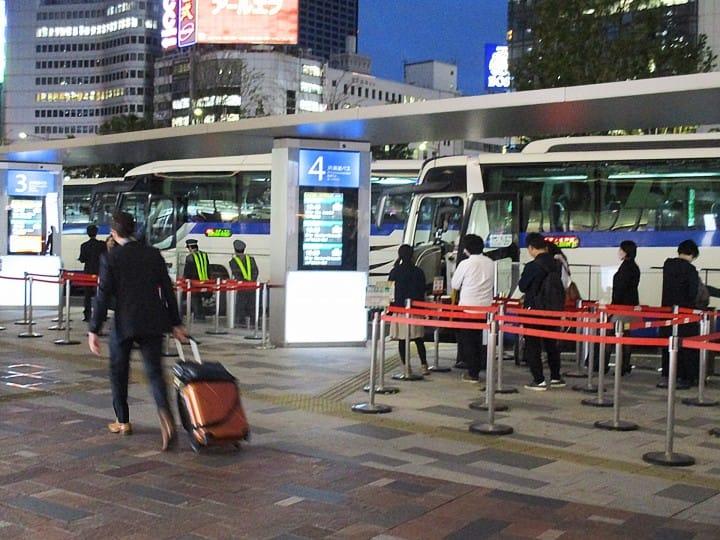 【Khu vực quanh ga Tokyo】Tổng hợp các địa điểm tiện lợi khi sử dụng xe buýt đêm như quán cafe internet, địa điểm trông giữ hành lý