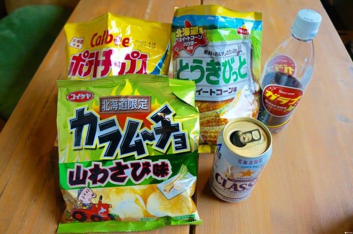 越吃越涮嘴!在地人喜愛的『北海道限定』零食及飲料