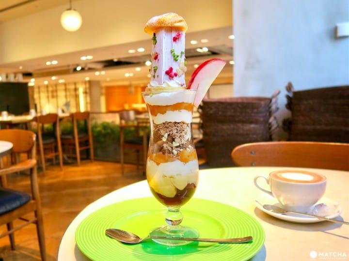 讓你開動之前快門按不停的【東京甜點咖啡店4選】
