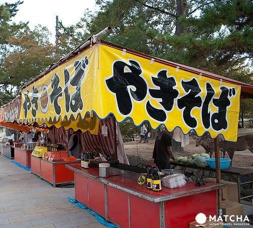 Popular Festival Food In Japan | MATCHA - JAPAN TRAVEL WEB