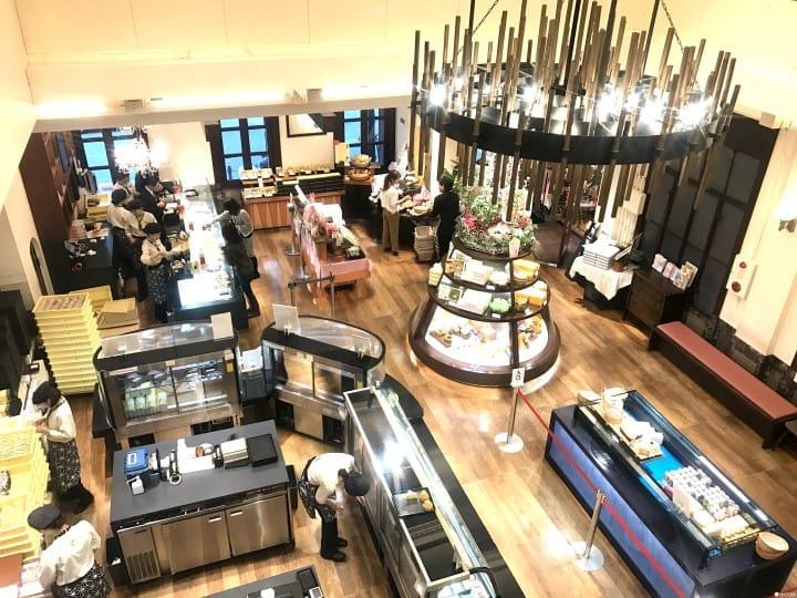 【大坂・北滨】堺筋线上的旧建筑新生命,五感旬菓子店