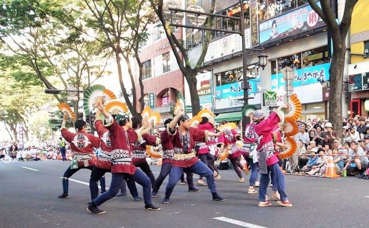 「東北牽絆祭」,讓你一次就能看遍東北六大祭典!