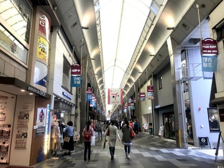 【京都】下雨天逛街就對了!完全不怕淋雨的京都購物指南