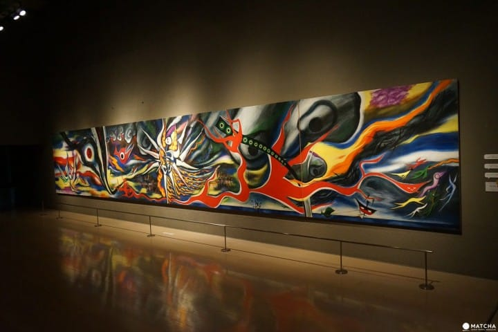 Taro Okamoto Museum Of Art - Meet The Artist Behind The Myth of Tomorrow