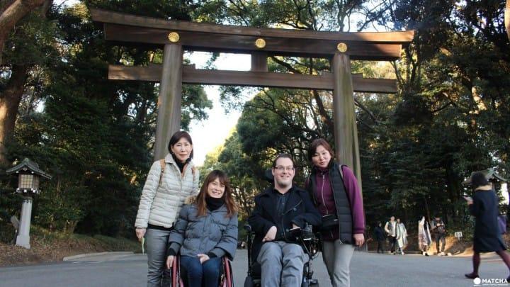 ทัวร์ท่องเที่ยวโตเกียวเอาใจผู้ใช้วีลแชร์ของบริษัททริปดีไซเนอร์!