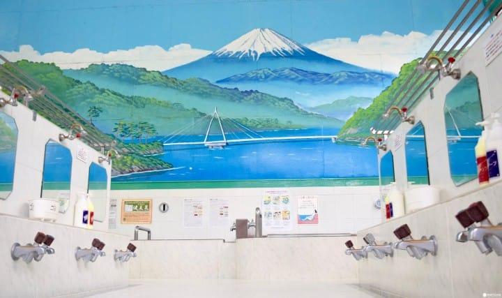 Amazing Public Baths In Asakusa And Ueno