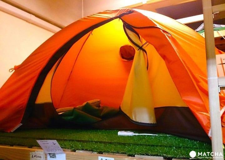 """在浅草体验室内露营⁉︎ """"Japonica Lodge""""让你喜欢日本再多一点!"""