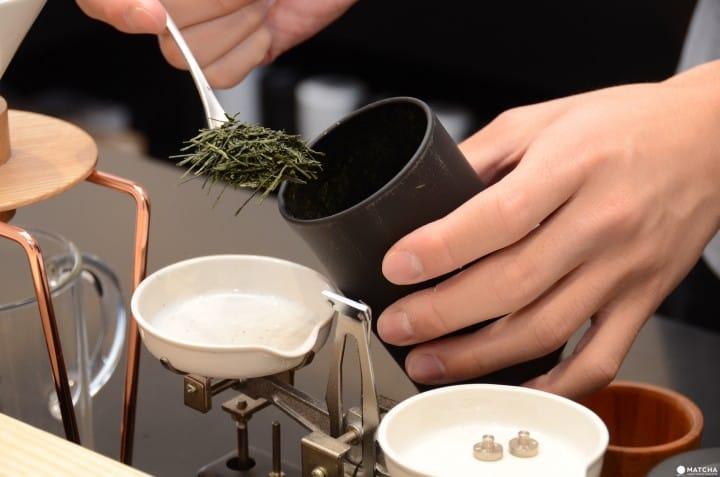 ハンドドリップの日本茶専門店「東京茶寮」でこだわりのお茶を楽しもう!