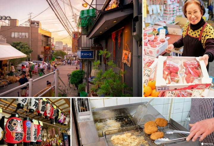 The Local Japanese Experience: Kanto's Top Shopping Streets