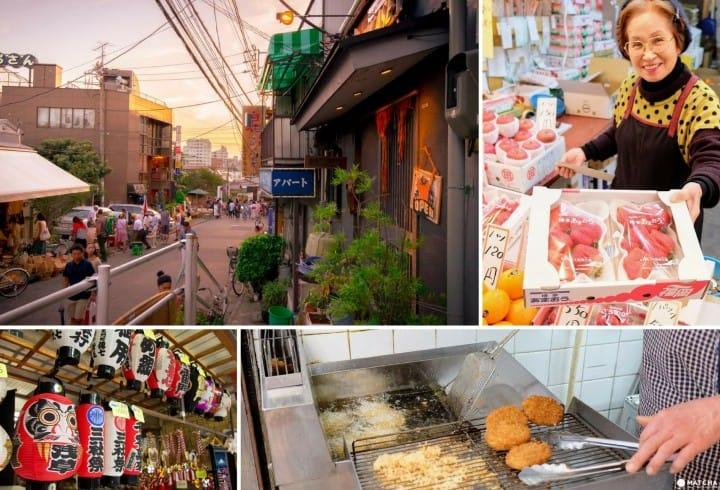 由商店街感受日本的生活! 關東商店街大整合
